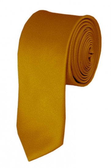 Gold Bar Boys Tie 48 Inch Necktie Kids Neckties
