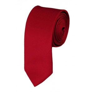 Crimson Boys Tie 48 Inch Necktie Kids Neckties