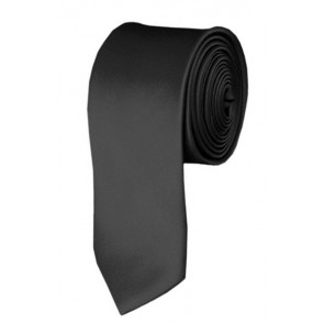 Charcoal Boys Tie 48 Inch Necktie Kids Neckties