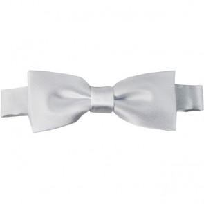 White Bow Tie Pre-tied Satin Boys Ties