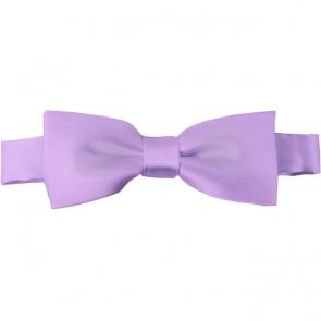 Lavender Bow Tie Pre-tied Satin Boys Ties